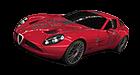 Acura Zagato car list.
