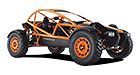 Ariel Nomad car list.