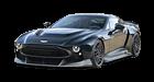 Aston Martin Victor car list.