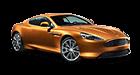 Aston Martin Virage car list.