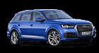Audi Q7 car list.
