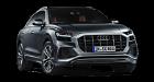 Audi Q8 car list.