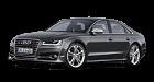Audi S8 car list.