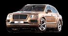 Bentley Bentayga car list.