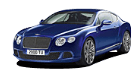 Bentley Continental car list.