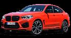 BMW X4 car list.