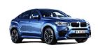 BMW X Series car list.