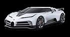 Bugatti Centodieci car list.