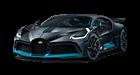 Bugatti Divo car list.
