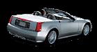 Cadillac XLR car list.