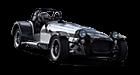 Caterham Superlight car list.