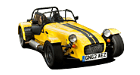 Caterham Supersport car list.