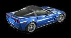 Chevrolet Corvette car list.