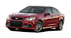 Chevrolet SS car list.