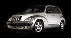 Chrysler PT Cruiser car list.