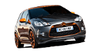 Citroen DS3 car list.