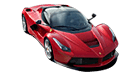 Ferrari LaFerrari car list.