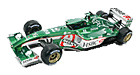 Jaguar Formula 1 car list.