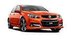 Holden Commodore car list.