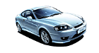 Hyundai Coupe car list.