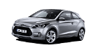 Hyundai i20 car list.