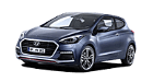 Hyundai i30 car list.