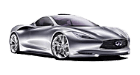 Infiniti Concepts car list.