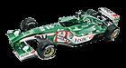 Jaguar Formula 1 car list.