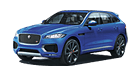 Jaguar F-Pace car list.