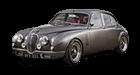 Jaguar Mark 2 car list.