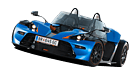 KTM X-Bow car list.