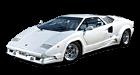 Lamborghini Countach car list.
