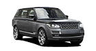 Land Rover Range Rover car list.
