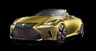 Lexus Concepts car list.
