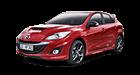 Mazda 3 car list.