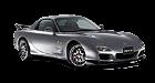 Mazda RX-7 car list.