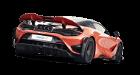 McLaren 765 car list.
