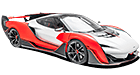 McLaren Sabre car list.