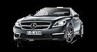 Mercedes-Benz CL car list.