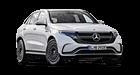 Mercedes-Benz EQC car list.
