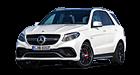 Mercedes-Benz GLE car list.