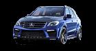 Mercedes-Benz ML car list.
