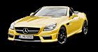 Mercedes-Benz SLK car list.