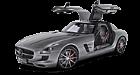 Mercedes-Benz SLS car list.