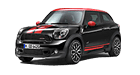 Mini Paceman car list.