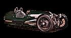 Morgan 3 Wheeler car list.