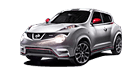 Nissan Juke car list.