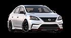 Nissan Sentra car list.