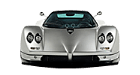 Pagani Zonda car list.