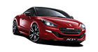 Peugeot RCZ car list.